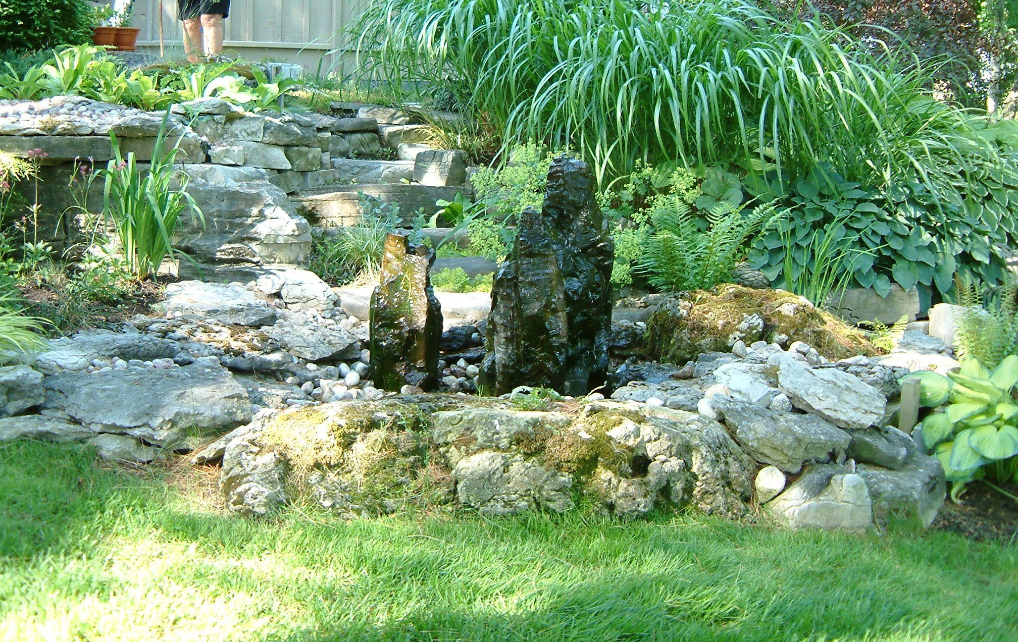 Natural garden landscape  Curious About Gardening Read The Following Article  Check this