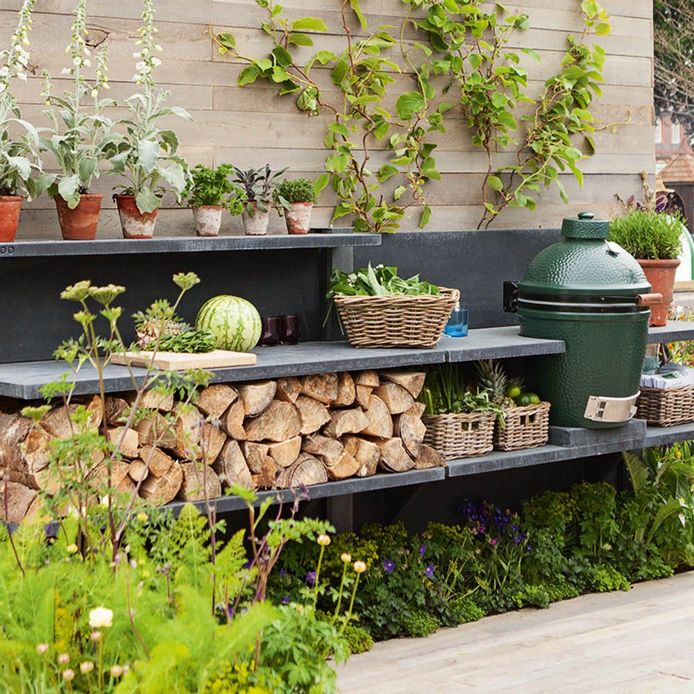 Outdoor kitchens – ideas and designs for your alfresco cooking space