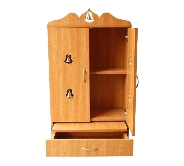 Best 10 Simple Latest Pooja Room Designs In Wood Pooja 400 x 300