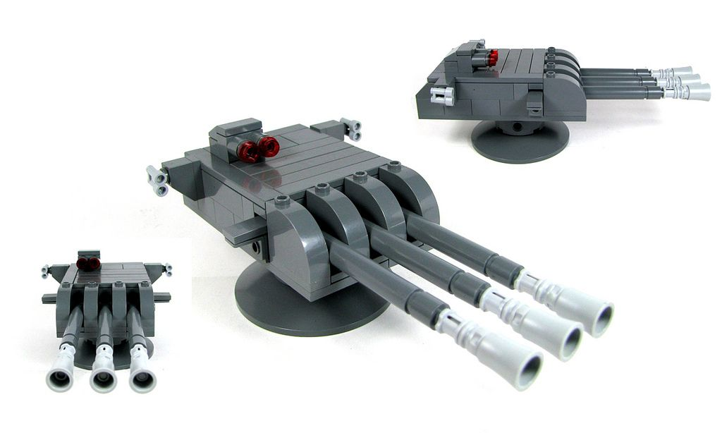 Lego Auto Turret