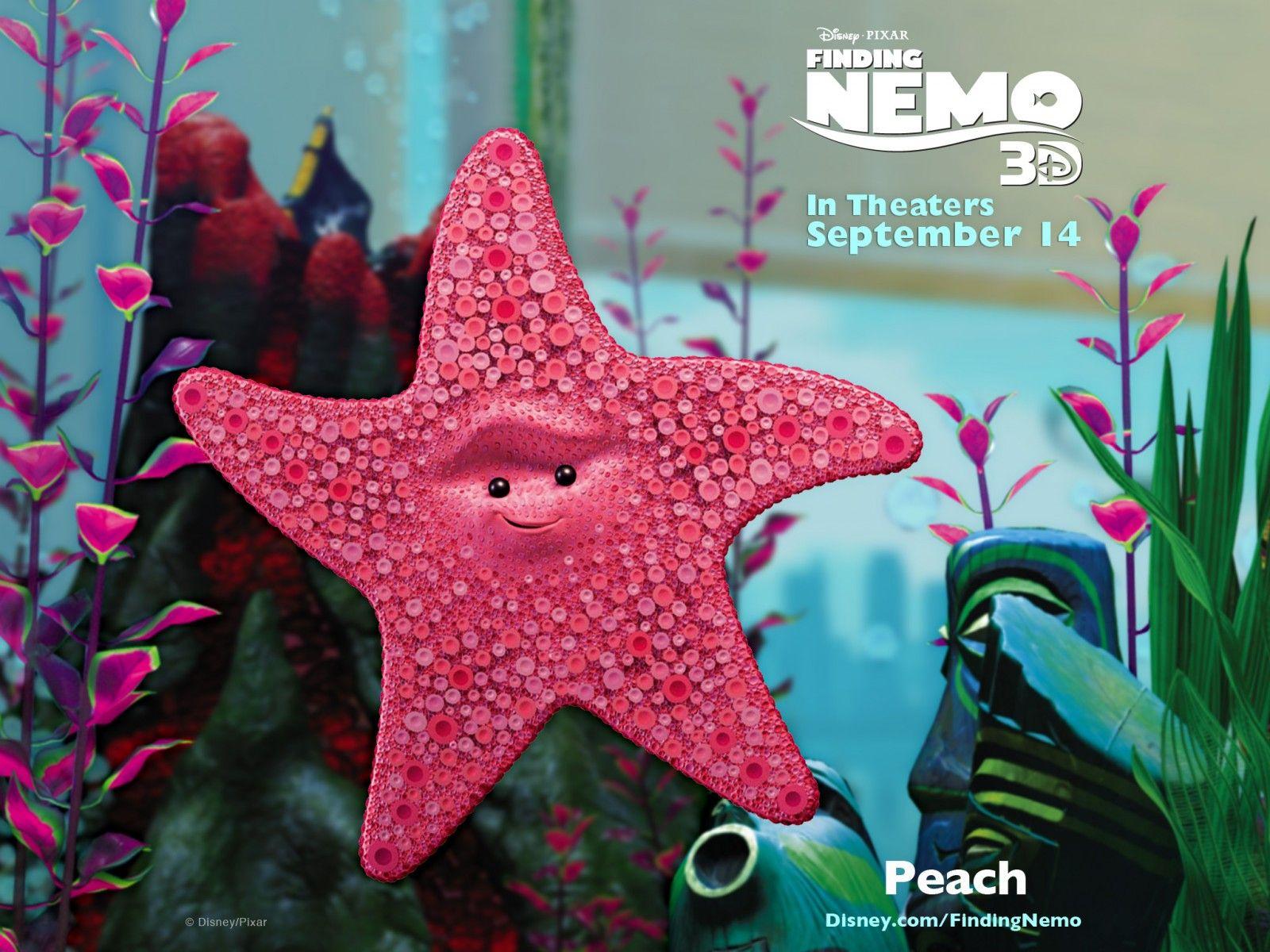 Wallpaper iphone nemo - Free Download Finding Nemo Peach Wallpaper Pageresource Com