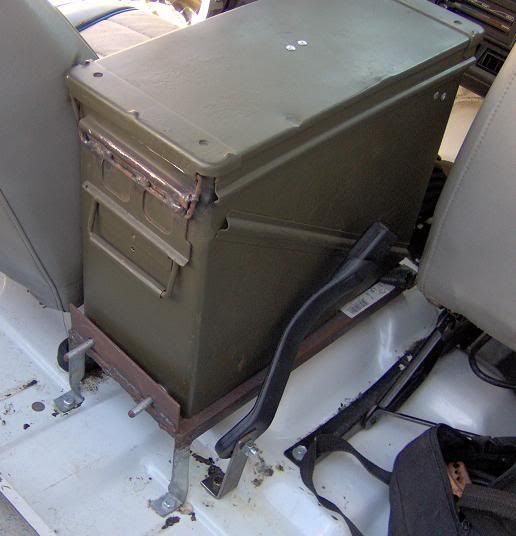 Ammo Can Console Diy Jeep Jeep Wrangler Diy Ammo Cans
