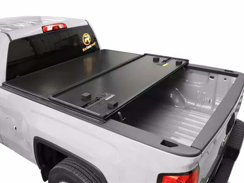 2016 Dodge Ram 1500 Rugged Premium Hard Fold Tonneau Cover