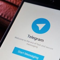 quotidiani su telegram