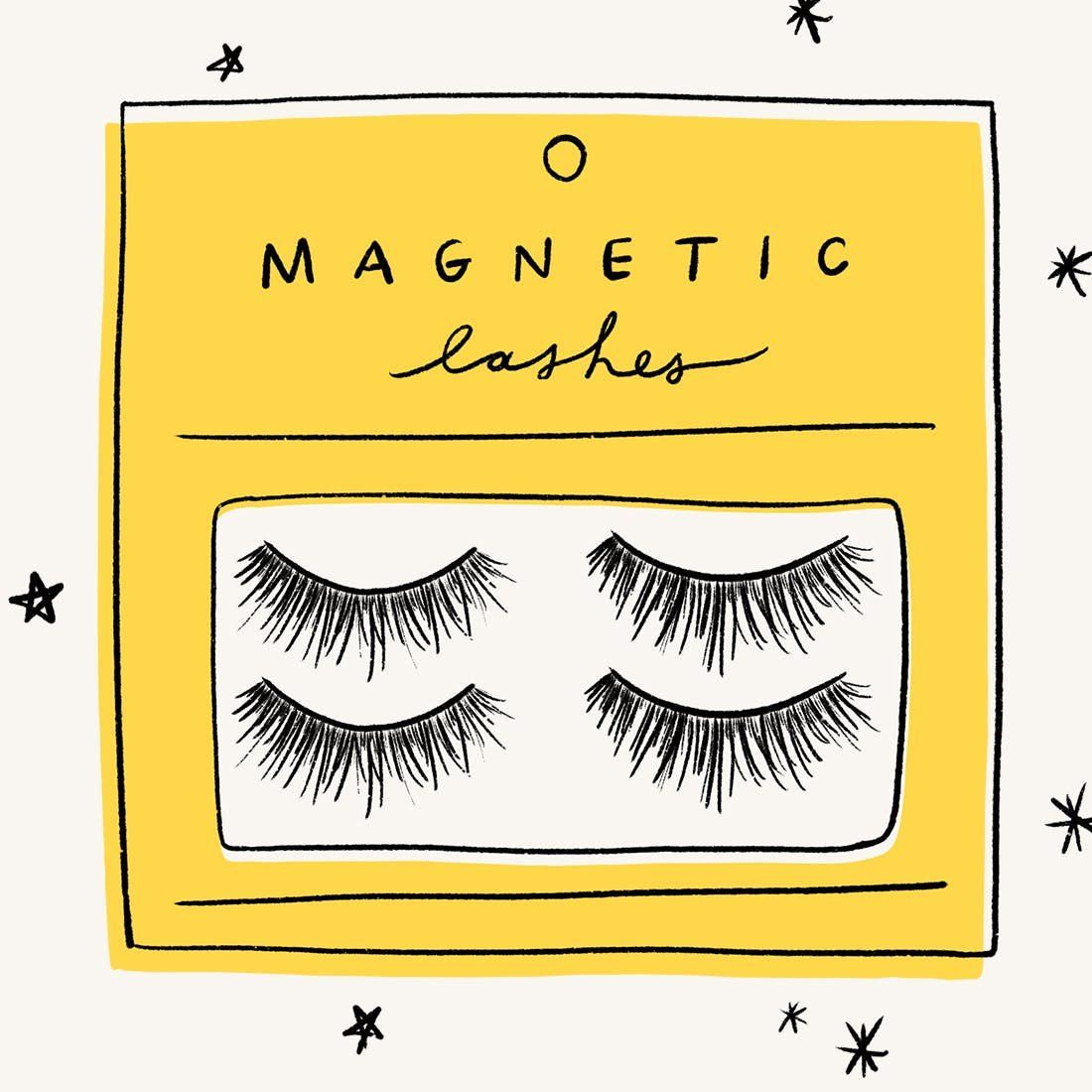 233189356f3 Magnetic lashes are *total* life savers. | Beauty in 2019 | Pinterest |  Lashes, Magnetic lashes and Eyelashes