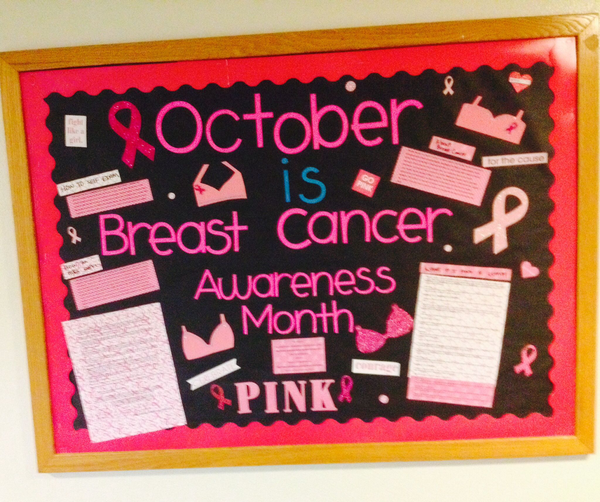my breast cancer awareness bulletin board ralife res my breast cancer awareness bulletin board ralife res life bulletin boards and breast cancer awareness