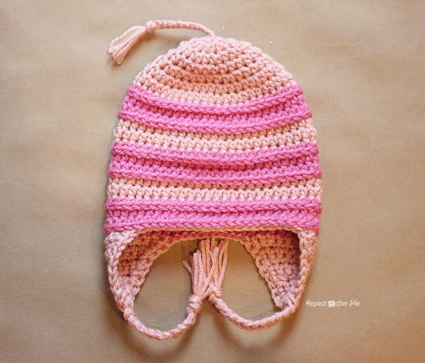 Crochet Edith Inspired Hat Pattern | Mütze