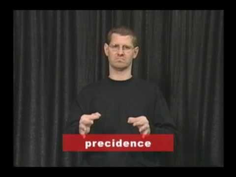 Vocabulary Builders in Sign Language: American History and Government