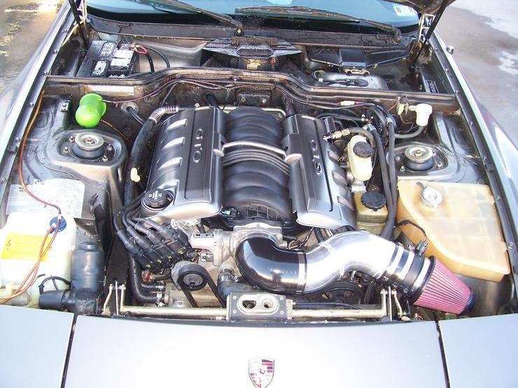 Ls1 Basic Installation Kit Porsche 944 Ls1 Conversion