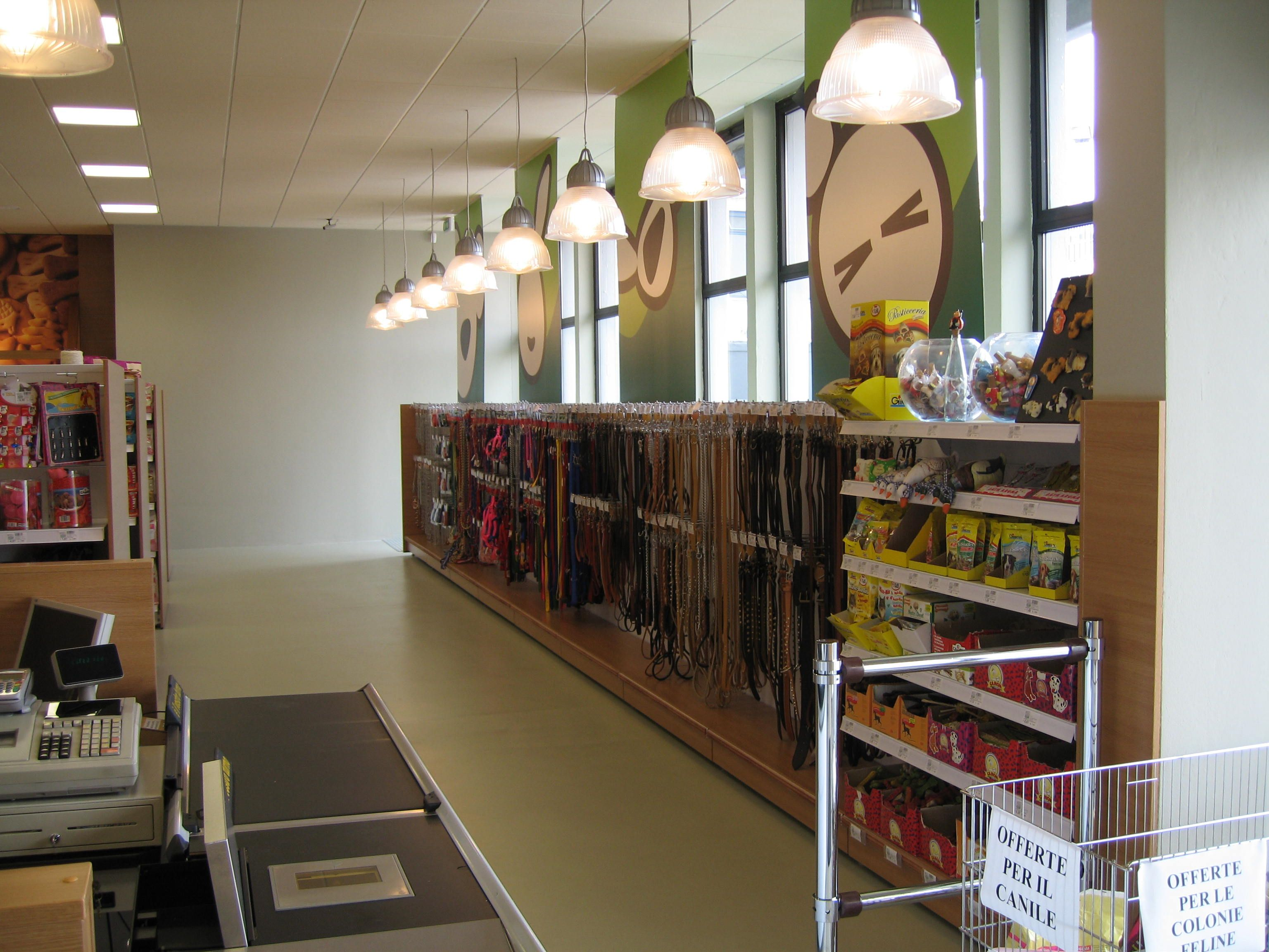 Negozi Per Animali arredamenti per negozi prodotti ...