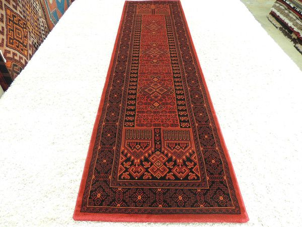 Turkish Hall Way Runner 400cm x 80cm
