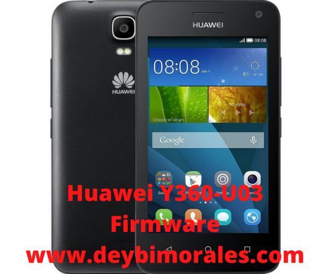 descargar el firmware huawei y360-u03 colombia