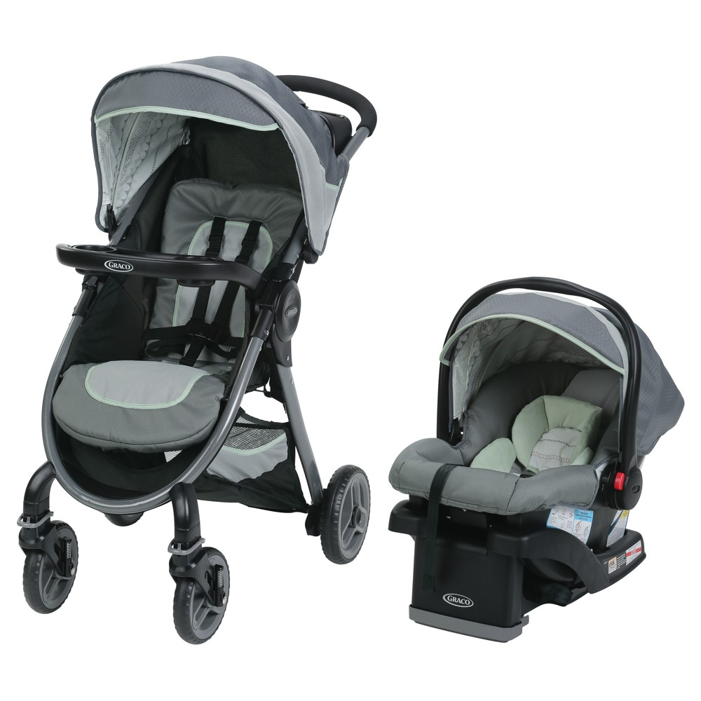 Graco Fast Action 2.0 Snugride Click Connect 35 LX Travel ...