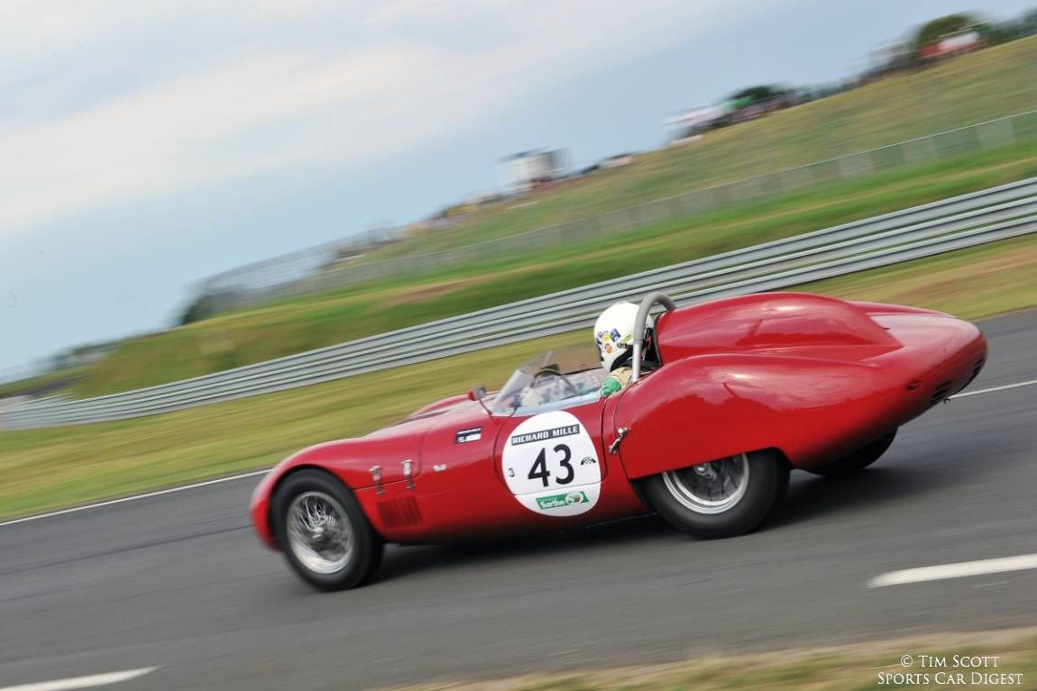 Le Mans Classic 2014 1957 To 1961 Photos Results Report