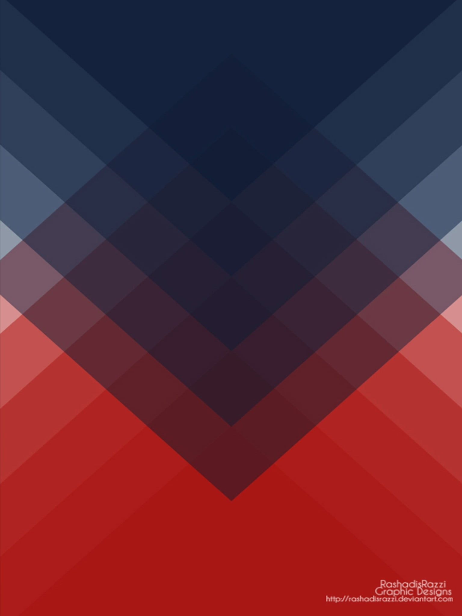 Blue And Red Abstract Wallpaper Minimalism 1080p Wallpaper Hdwallpaper Desktop Red Abstract Wallpaper Abstract Wallpaper Red Abstract
