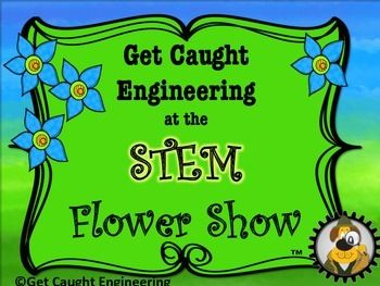 Let's engineer fantasy flowers and plants!!The STEM Flower Show demonstrates that integration of engineering is possible into any subjecteven the study of plants! Science, fantasy, mechanical, and structural engineering come together in a STEM lesson that all elementary grades will enjoy.