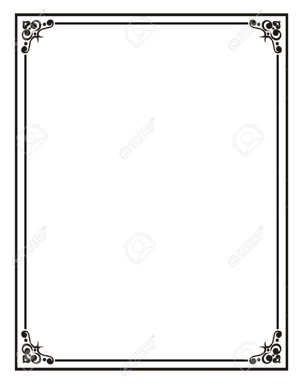 Related image make recipe cards pinterest journal clip art home officecertificate border stock photos pictures royalty free with regard to word document frames borders regarding comfy word document frames borders yadclub Images