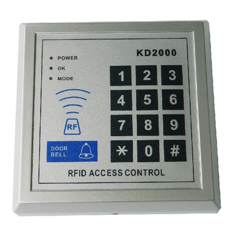 Free Shipping Access Control System Rfid Keypad Card Access Control Door Opener And 10 Rfid Tags Access Control Access Control System Control