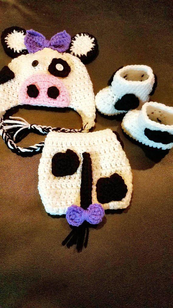 Bonito Patrón De Cubierta Libre Crochet Pañal 3 6 Meses Modelo ...