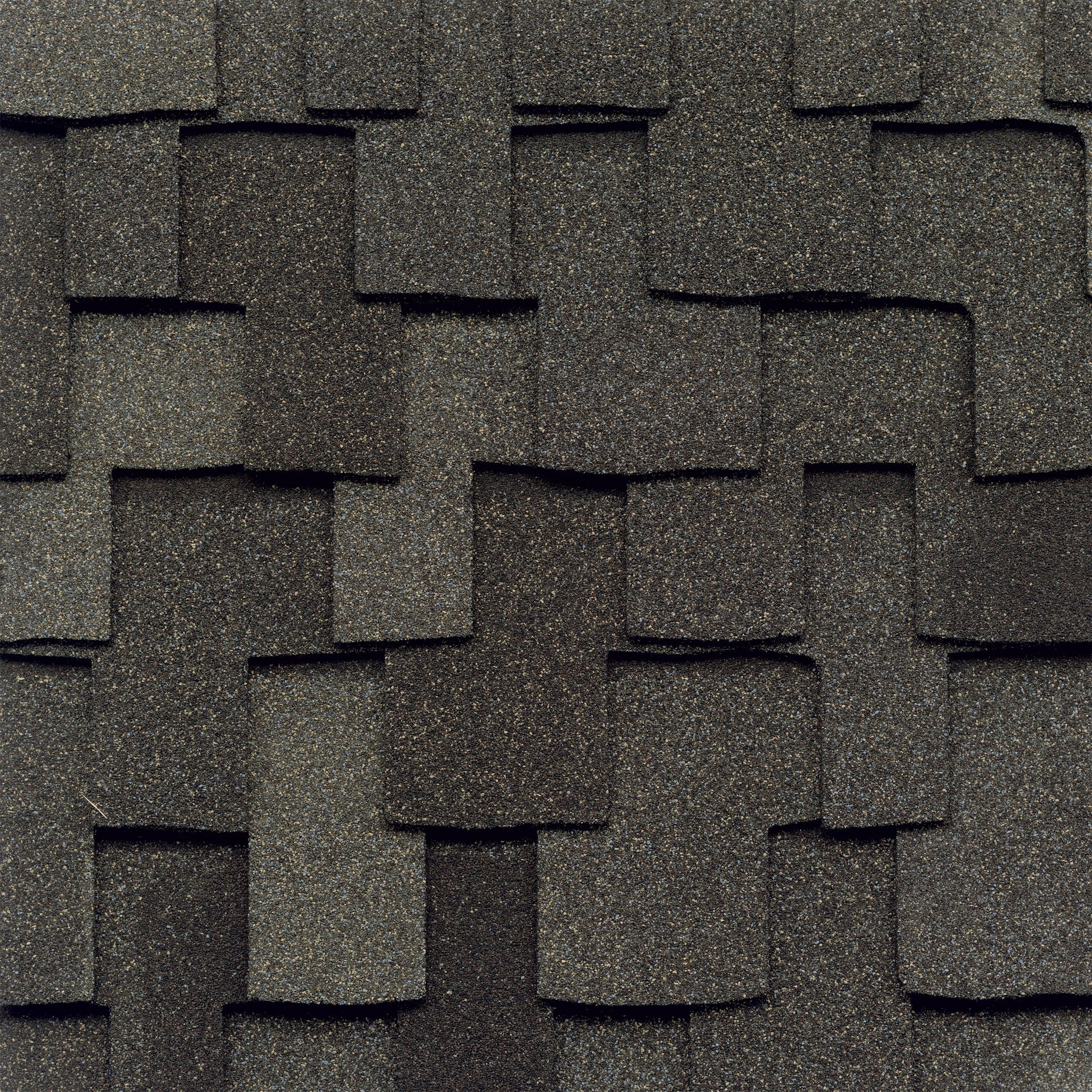 Best Grand Canyon Mission Brown Architectural Shingles Roof 400 x 300