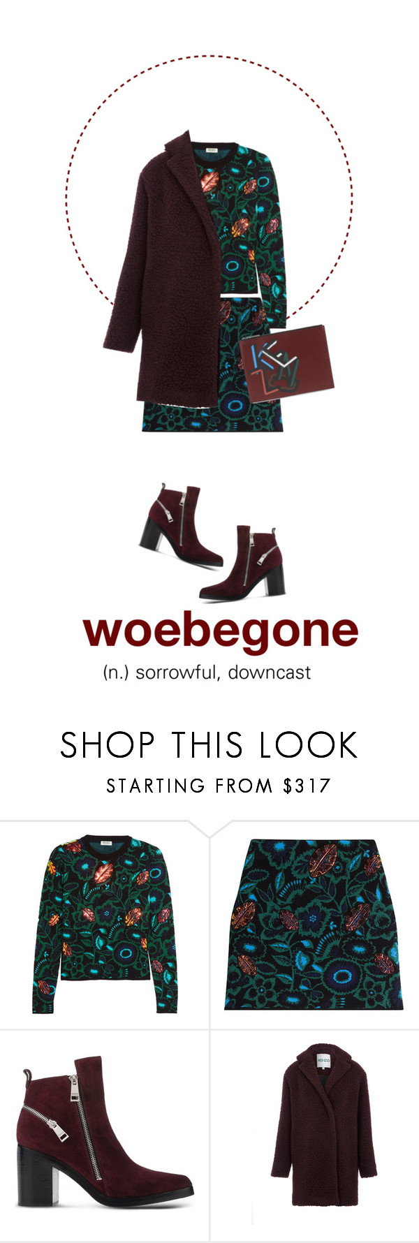 """06.27.15"" by nicolekimlopez24 on Polyvore featuring Kenzo"