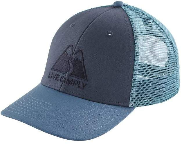 850152116e068 Patagonia Live Simply® Winding LoPro Trucker Hat