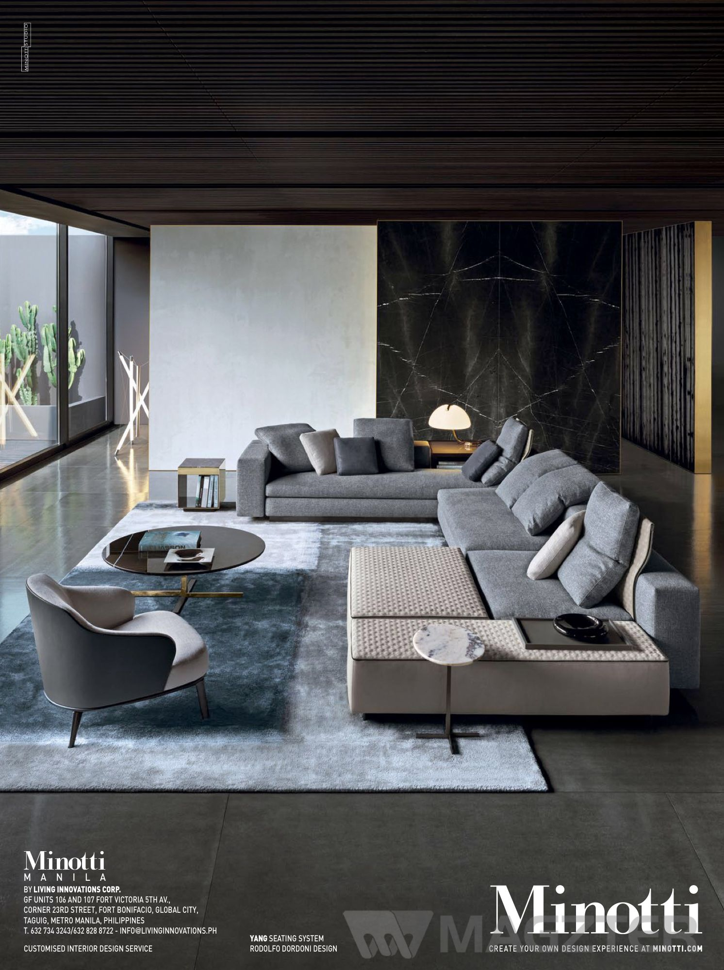Read Philippine Tatler Homes on Magzter | Furniture | Sofa ...