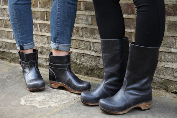 ae186b7c5 Sanita Mina and allyson clog boots available at Lotta From Stockholm ...