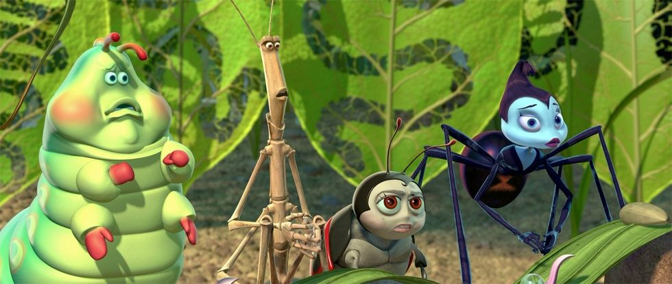 1001 Pattes 1001 Pattes Anime Disney Pixar