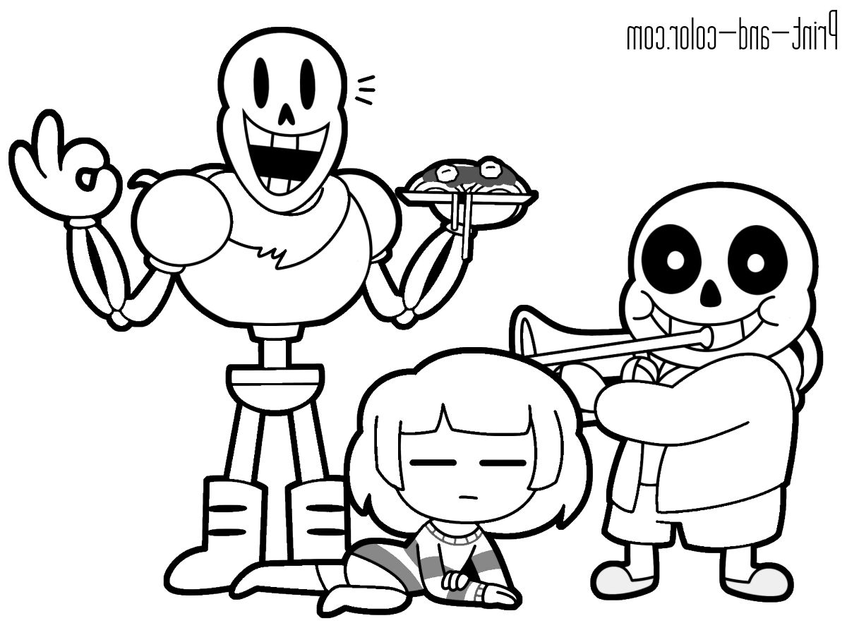 Undertale Coloring Pages Coloring Pages Pokemon Coloring Pages