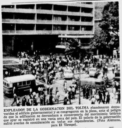 El Blog de GHNB: El temblor del 9 de febrero de 1967  #ghnb