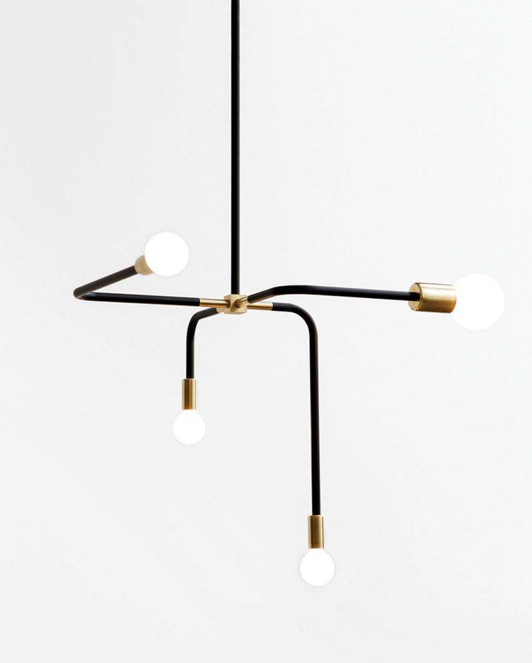 <p>We love the new light collection of Montreal based