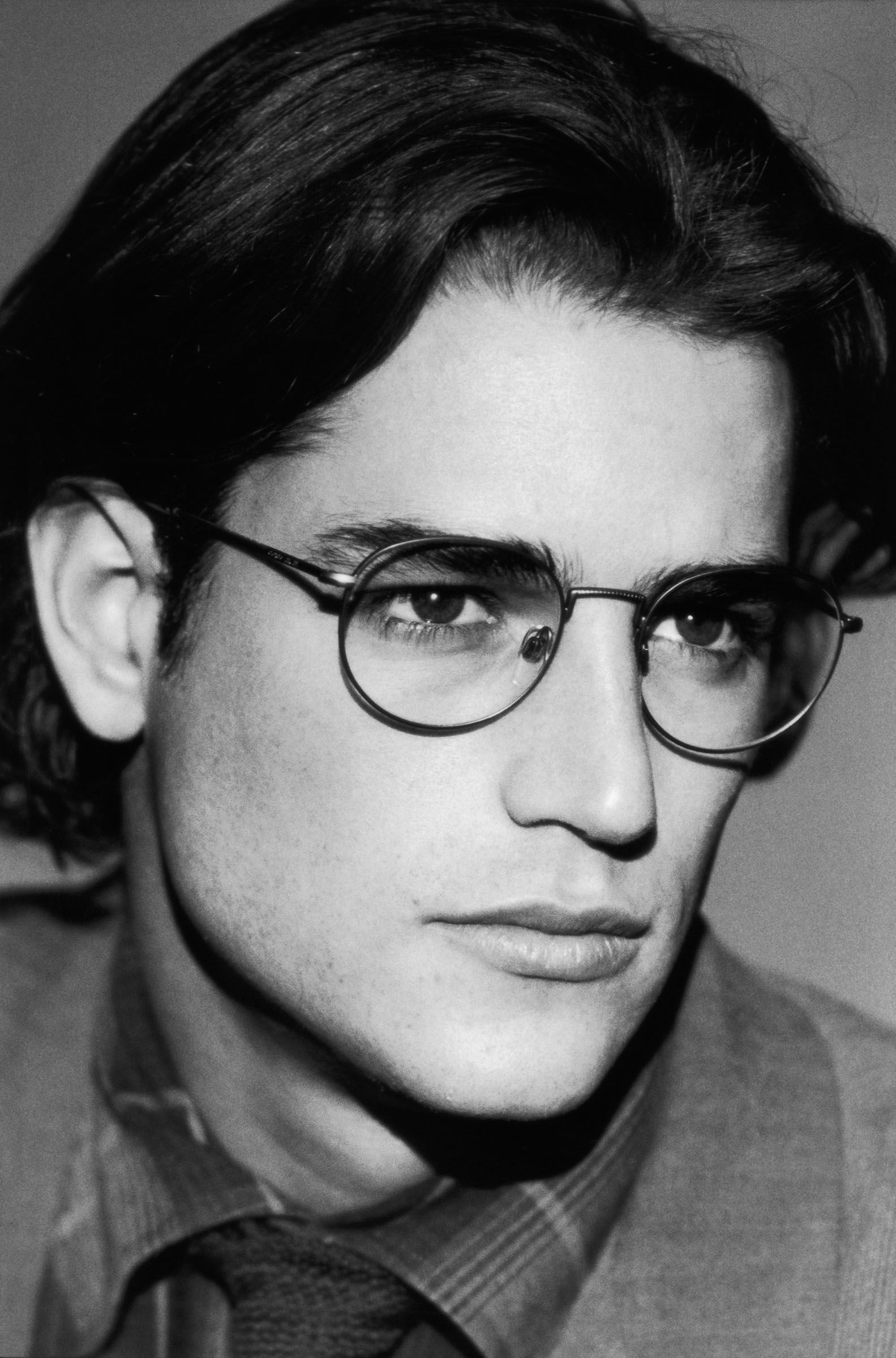 Atribute to Frames  The Giorgio Armani 1995 eyewear campaign shot by Peter  Lindbergh. 07b5fc2c1a