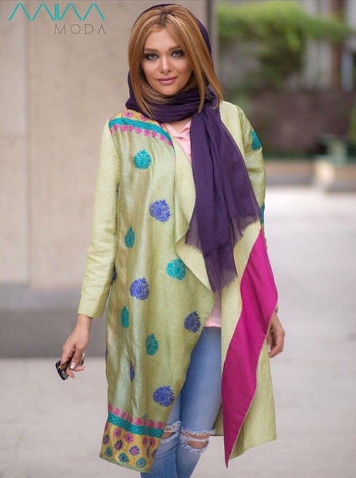 Womens fashion in Iran | Magic Carpet Travel