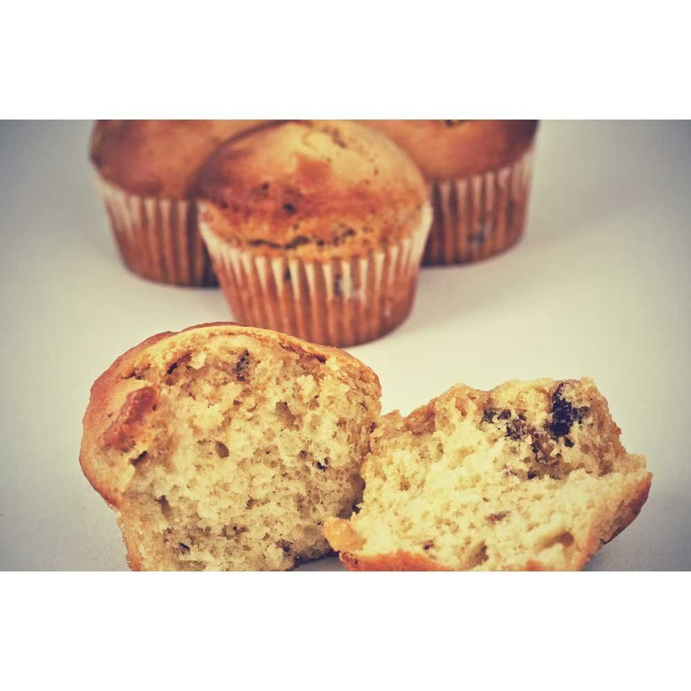 Foxtail Foods Banana Nut Muffin, 1 Pound -- 18 per case. >>> Visit the image link more details.