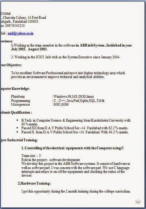 Technology Resume Template Indesign Resume Templates Sample Template Example Of Excellentcv