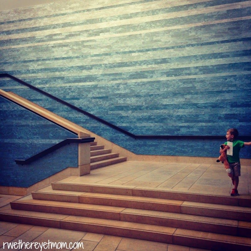 R We There Yet Mom? | Family Travel for Texas and beyond...: Blanton Art Museum & Whole Foods ~ #101PreschoolDa...