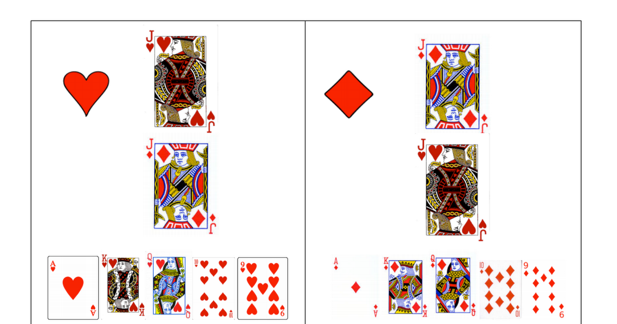 euchre cheat sheet pdf | Euchre Party | Cheat sheets
