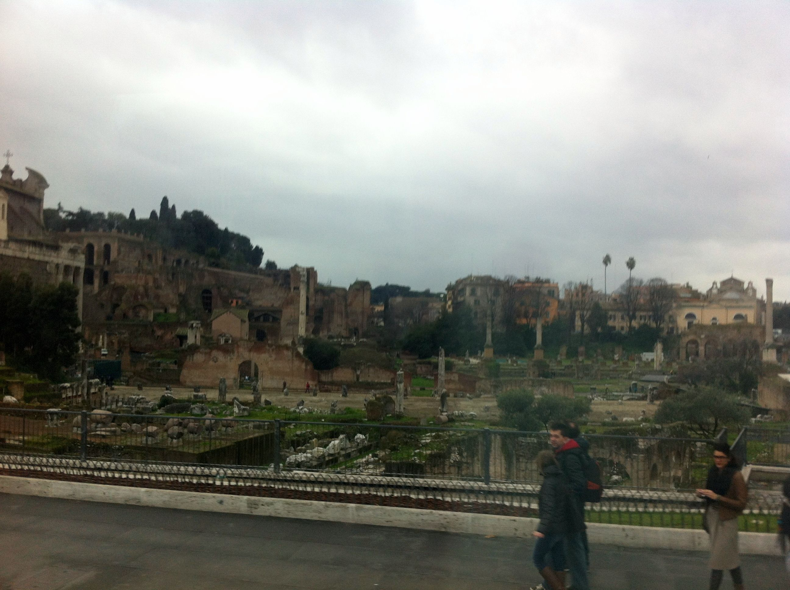Roman Fori Via dei Fori Imperiali