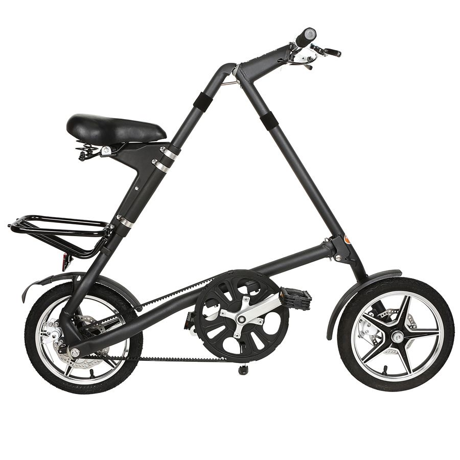 US$488.98] Folding Bike MINI Bicycle 16inch Wheel Smallest Aluminum ...