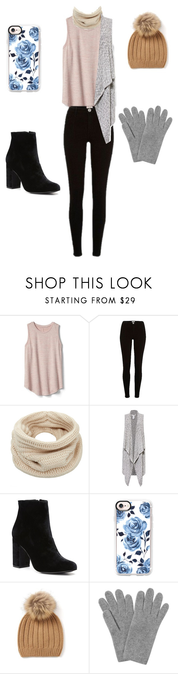 """""""The Klaczko"""" by cskittle on Polyvore featuring Gap, River Island, Helmut Lang, Sans Souci, Witchery, Casetify and L.K.Bennett"""