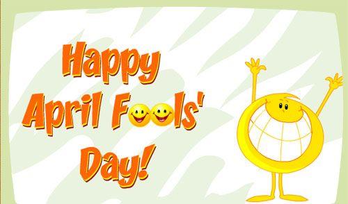 Happy April Fools Day Quotes April fools, Happy wedding
