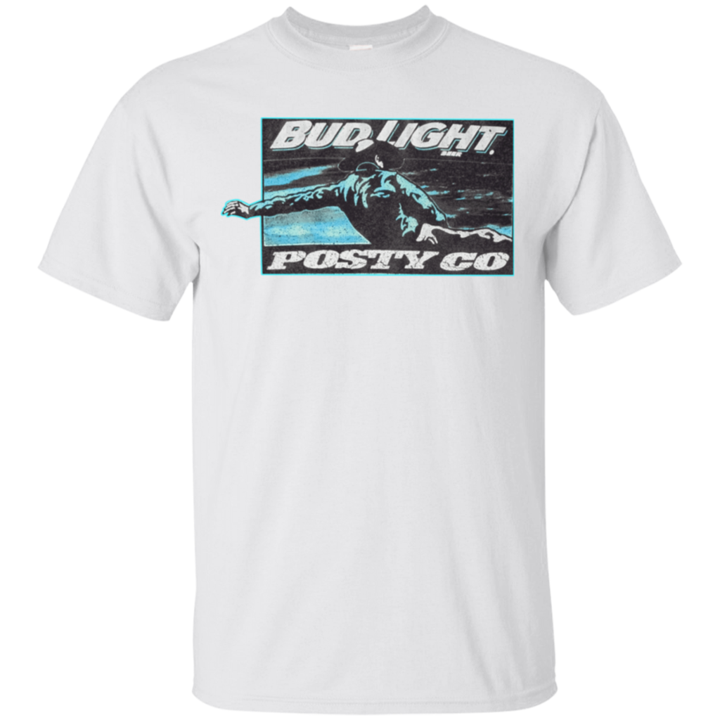 Bud Light Posty Co Shirt Post Malone Bud Light Shirt