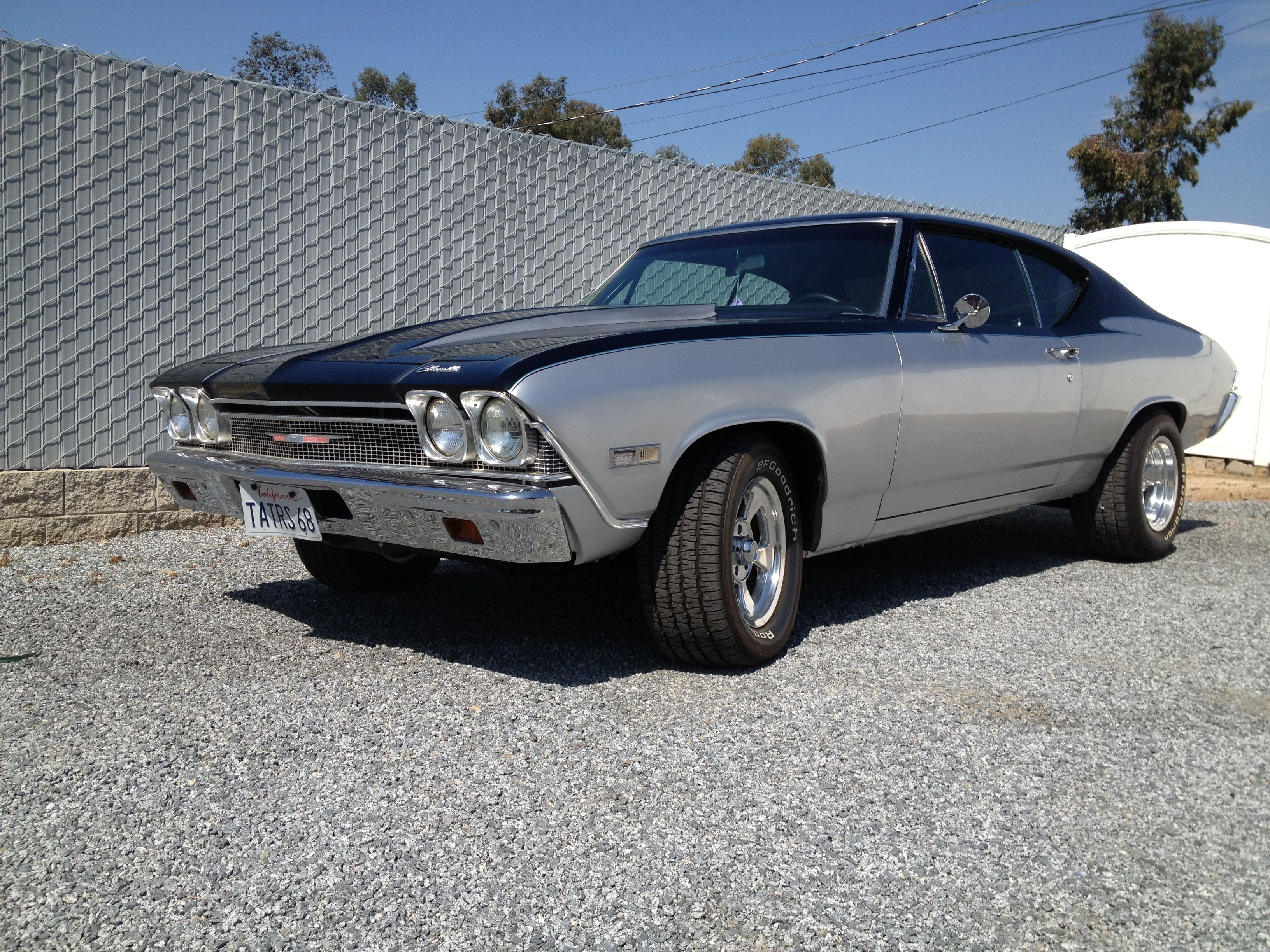 68 custom chevelle 425 hp   Cars and motorcycles   Cars motorcycles