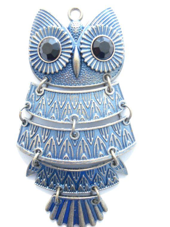 3pcs wholesale scarf pendant blue owl necklace scarf jewelry free 3pcs wholesale scarf pendant blue owl necklace scarf jewelry free shipping in us aloadofball Choice Image