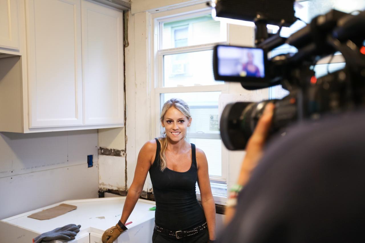 Nicole Curtis + Lebron James   Rehab Addict   HGTV - AKRON