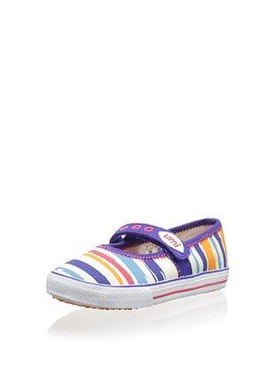 43% OFF umi Kid's Halina C Mary Jane Sneaker (Blue/Multi)