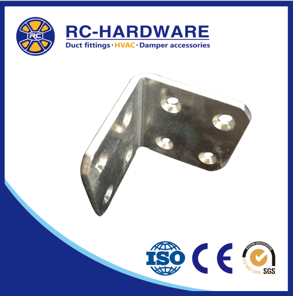 Alibaba Different Sizes L Joint Connector Metal Bracket Corner For