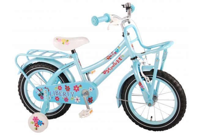 Yipeeh Liberty Urban Blue 12 Inch Girls Bicycle Clone