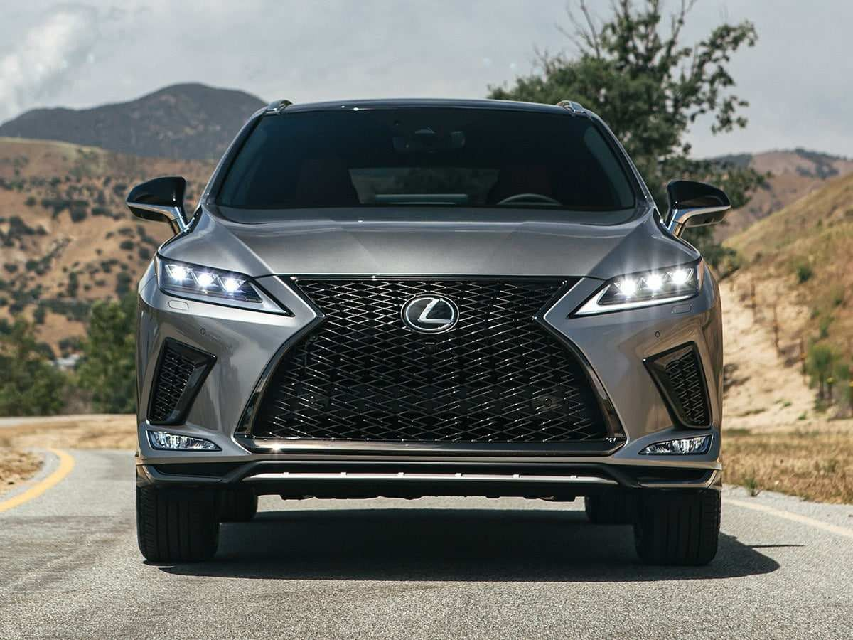 When Do 2020 Lexus Come Out Review di 2020